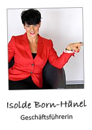 Isolde Born Geschäftsführerin