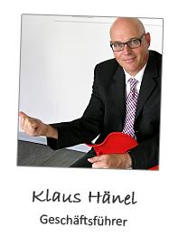 Klaus Hänel Geschäftsführer