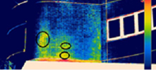 赤外線調査について