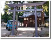 安曇野市明科・廣田神社