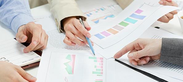 実績と経験、同業比較から提案