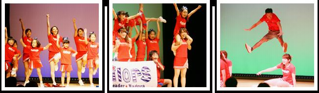 2013年第3回NAGOYAチアフェスティバル