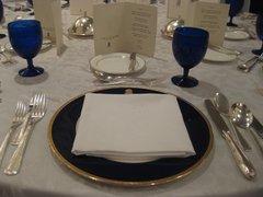 西洋料理 テーブルマナー