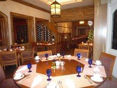 リッツカールトン ホテル 朝食 レストランにて