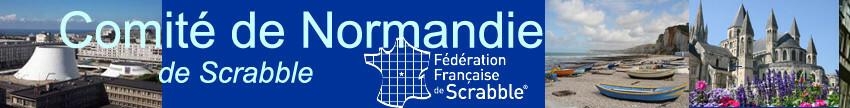 Comité de Normandie de Scrabble (Cliquez sur l'image)