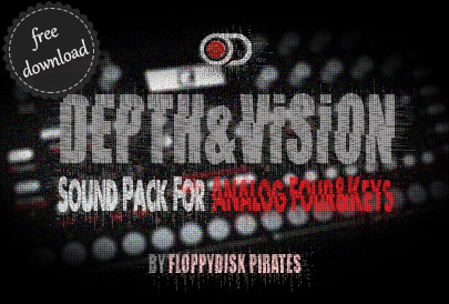 Depth&Vision Sound Pack Analog Keys Four