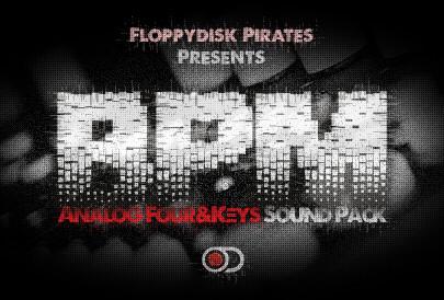 BPM Sound Pack Analog Four Keys