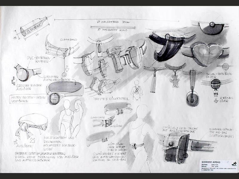 design-zug-037-baderettung-industriedesign-innovativer-rettungsgurt-für-wassersport- surfer-und-segler-1992-03