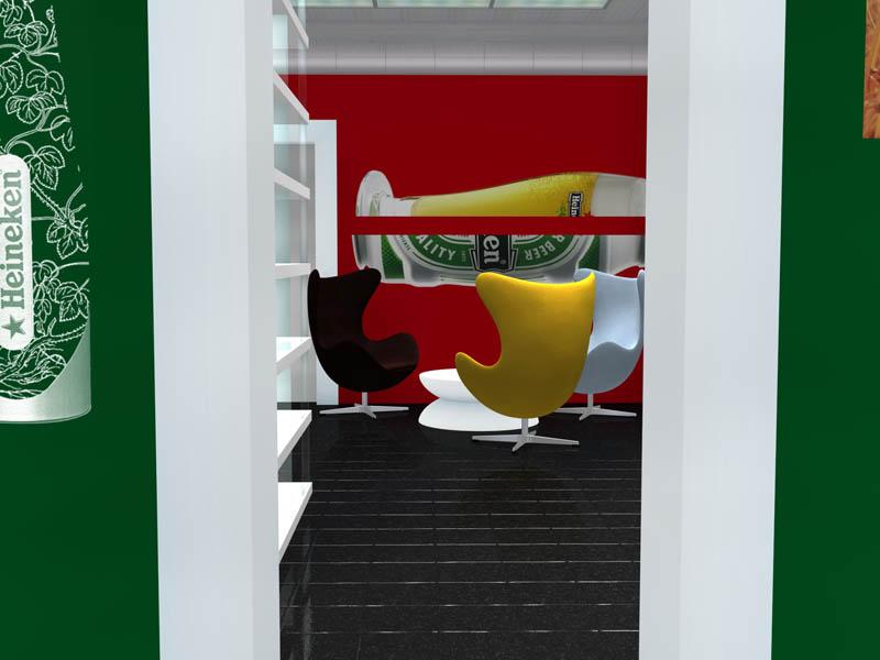 Zuger innenarchitektur umbau heineken lu aegerital for Raumgestaltung zug