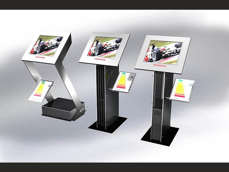 design-zug-393-honda_pos-design-displayständer-2005