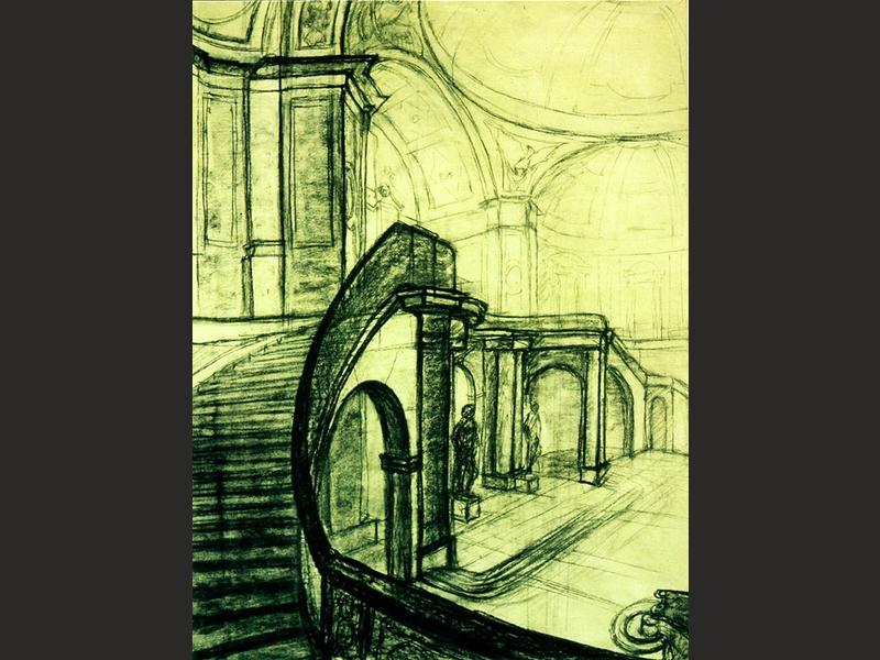 grafik-166-zeichnung-bodemuseum-berlin-museumsinsel
