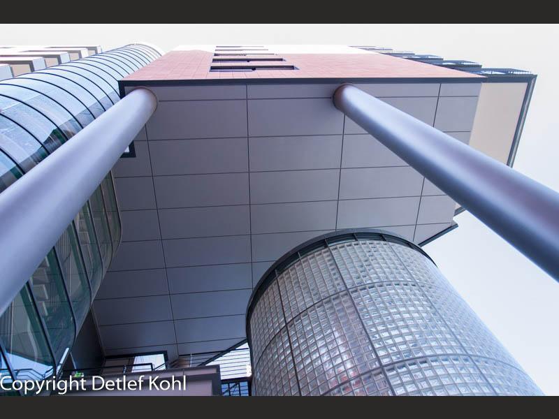 Ruhepol der Kraft - Architektur in Berlin - Potsdamer Platz