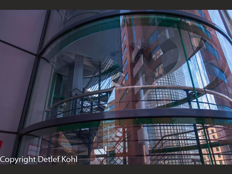 Glas und Stahl - aufstieg der Moderne - Berlin Potsdamer Platz
