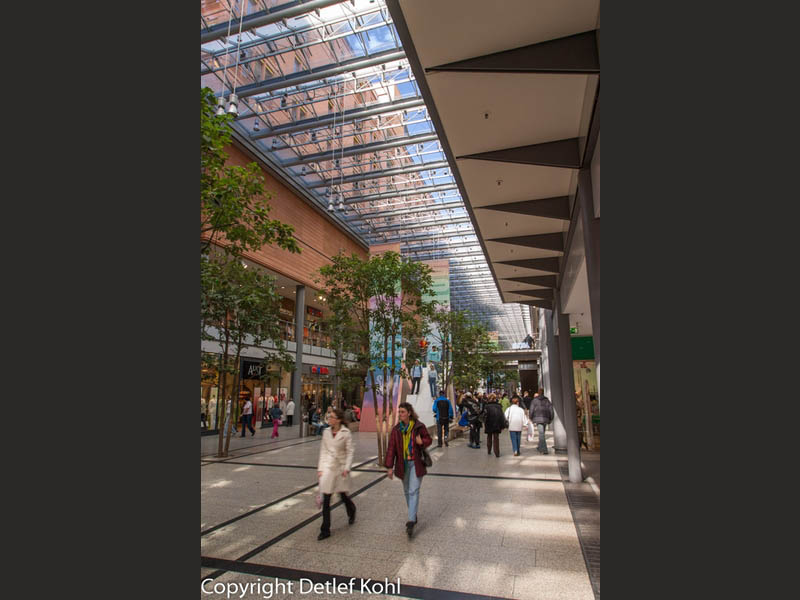 Shopping Malls in Berlin - Potsdamer Platz