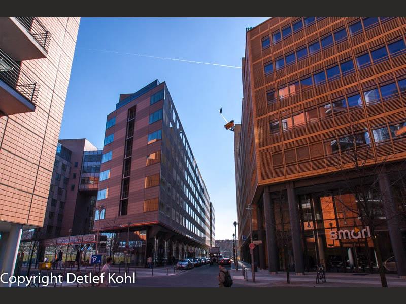 Entscheidung am Potsdamer Platz