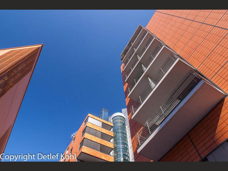 Dem Himmel entgegen - oder: hier fühl ich mich wohl - Berlin Potsdamer Platz