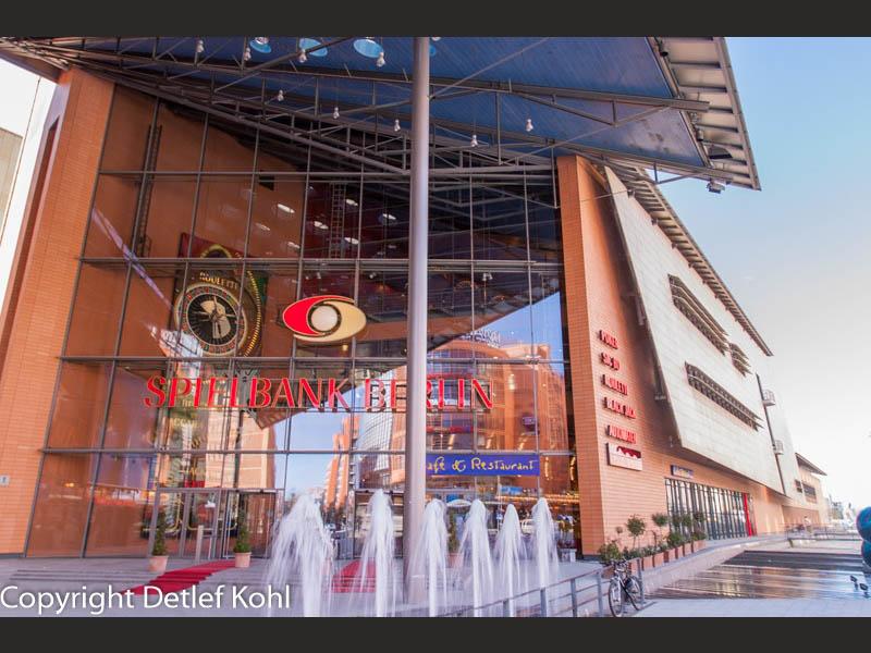 Spiegel der Zeit Berlin Potsdamer Platz