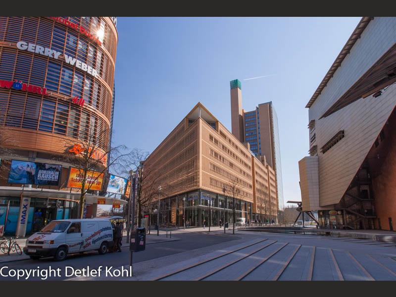 Berlin Potsdamer Platz 2005