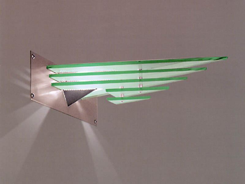Entwurf Leuchtendesign AOK Schwangau 1995