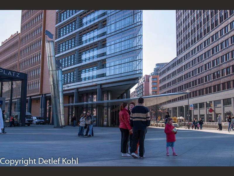 Treffpunkt Berlin Potsdamer Platz