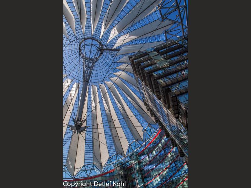 Verträumt und losgelöst in Berlin - Potsdamer Platz