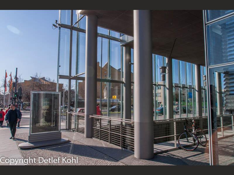 Formensprache der Architektur Berlin Potsdamer Platz