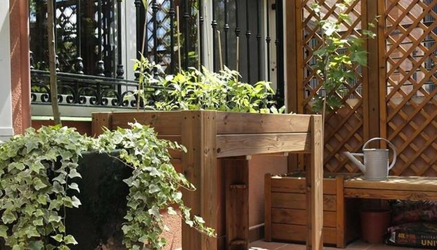 Jardineras mesas de cultivo - Jardineras baratas online ...