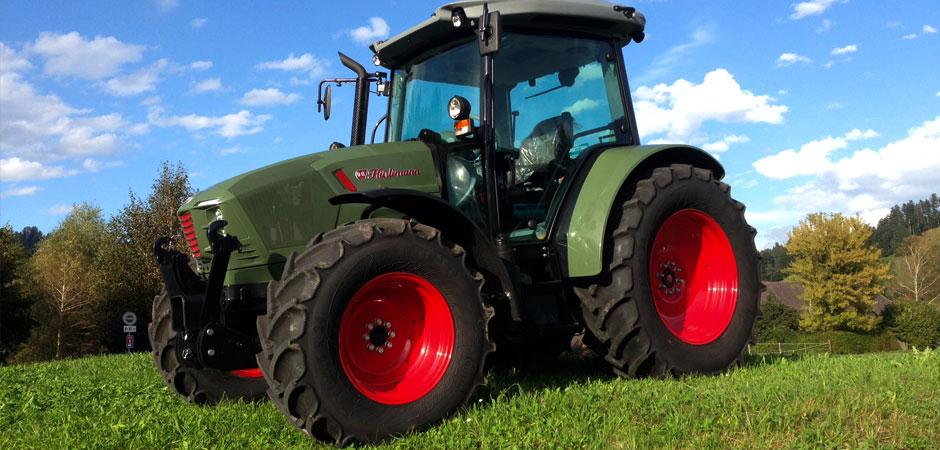 Verkauf und Unterhalt von Landmaschinen
