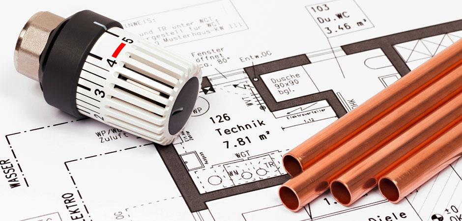 Beratung und Installation von Heizungssystemen
