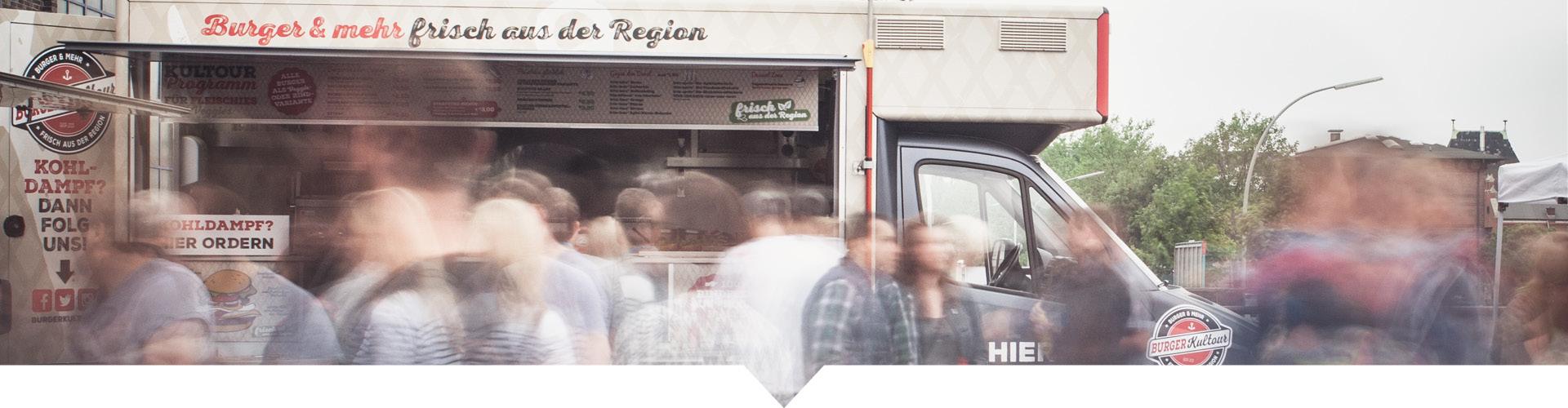 Food Truck Buchen