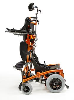 Aufsteh-Rollstuhl HI-LO E