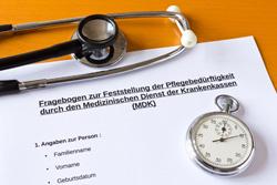 Medizinischer Dienst der Krankenkassen (MDK)