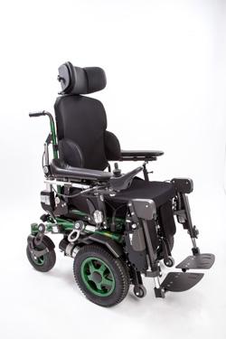 Rollstuhl, Hindernisse überwinden
