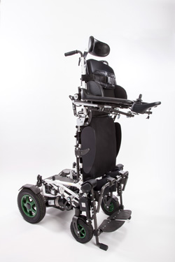 Rollstühle und Hilfsmittel bei MS