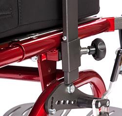 Rollstuhl Sitzhöhe
