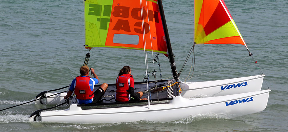 Klassenfahrt Holland, Surfen, Kitesurfing