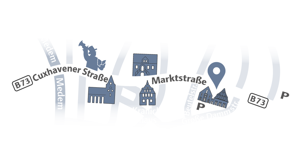 Anfahrt zu Marcinkowski