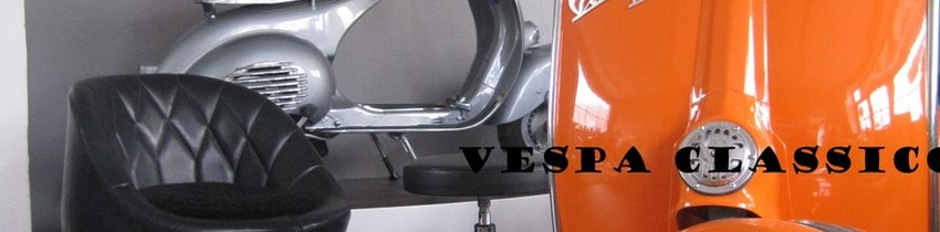 Vespa Restauration