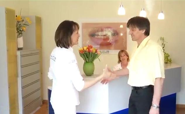 Kurz-Information über die Zahnärztin Beata Magdalena Gregorek aus Augsburg