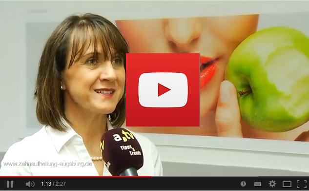 Video-Informationen vom Zahnarzt in Augsburg