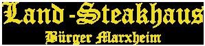 Logo Land-Steakhaus