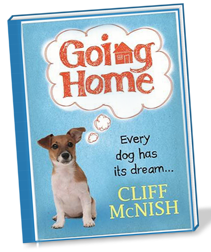 Going Home is Cliff's latest book
