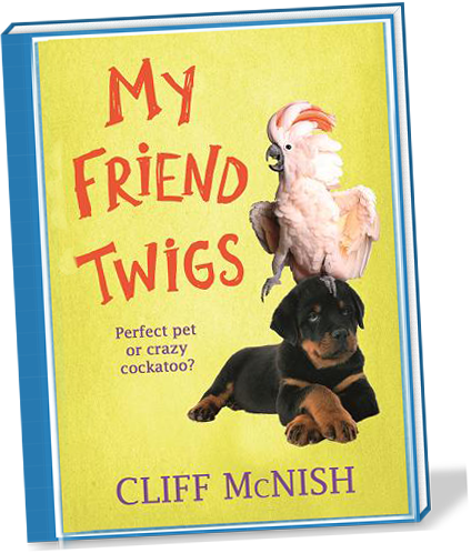 My Friend Twigs new book out 4th June