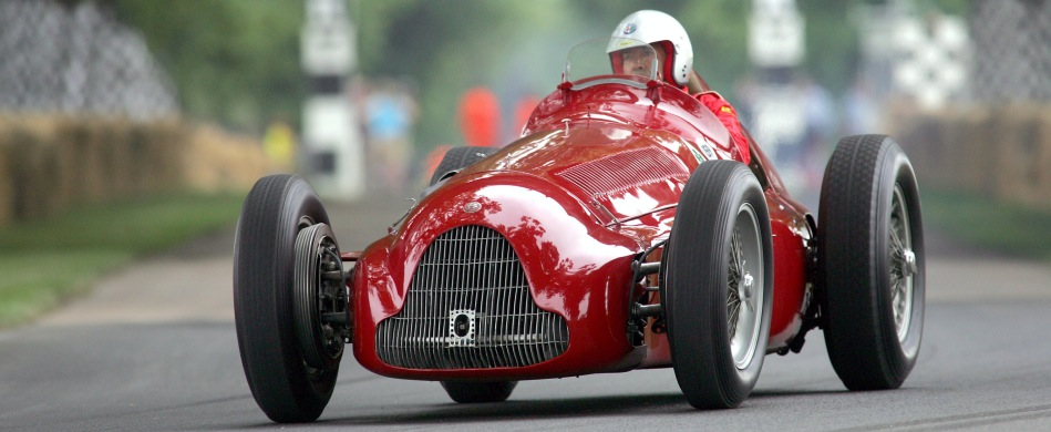 Reisen und Tickets Motorsportfestivals Goodwood Festival of Speed und Goodwood Revival in England Großbritannien
