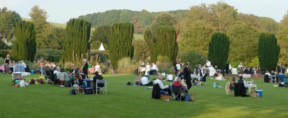 Opernreise zum Opernfestival Glyndebourne England Großbritannien