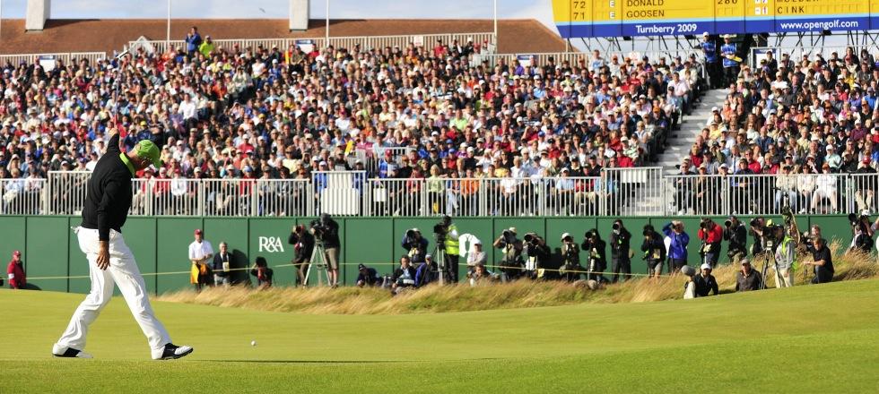 Reisen zu den GolfturnierenThe Open Championships British Open und BMW PGA Championships England Großbritannien