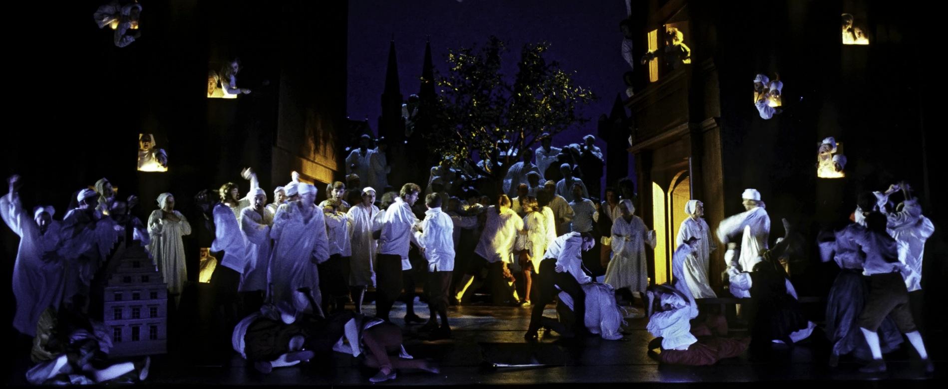 Opernreise für Wagner Liebhaber nach Longborough England Großbritannien