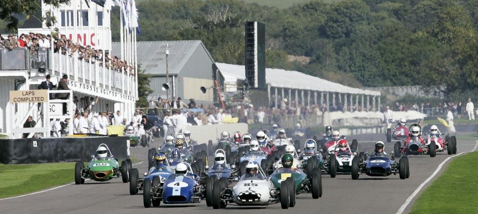 Reisen und Tickets Motorsportfestivals Goodwood Revival in England Großbritannien