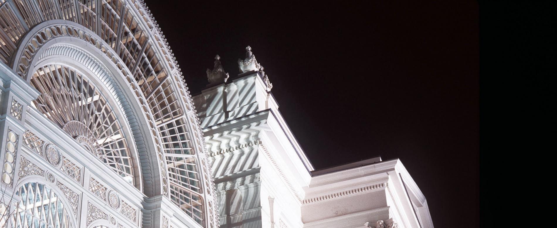 Opernreise zu Opern mit Starbesetzung im Royal Opera House London England Großbritannien