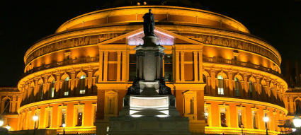 Opernreisen und Konzertreisen Royal Albert Hall London England